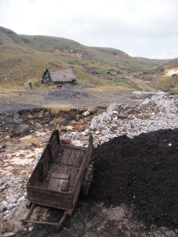 coal on the meghalaya plateau