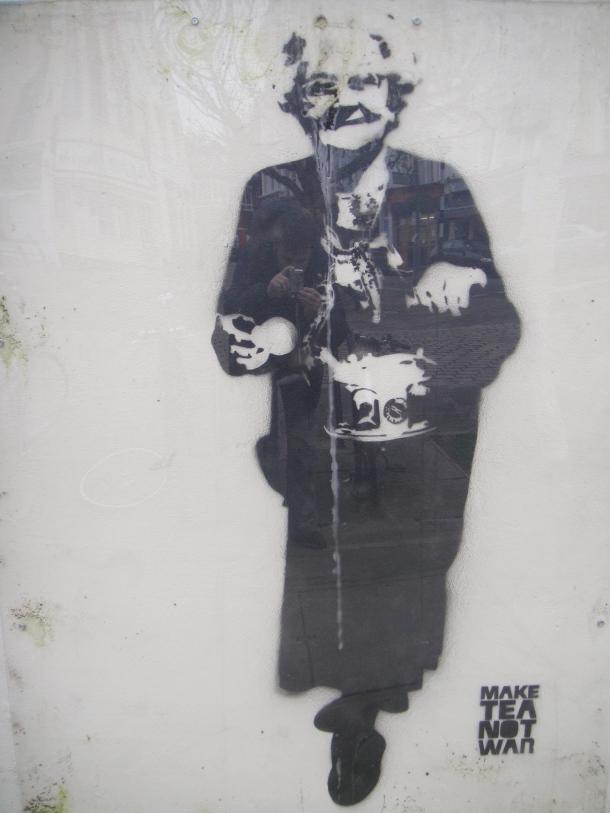 Banksy Belsize