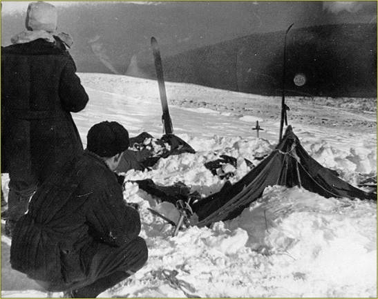 dyatlov pass incident discovered tent
