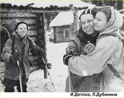 dyatlov pass yuri yudin