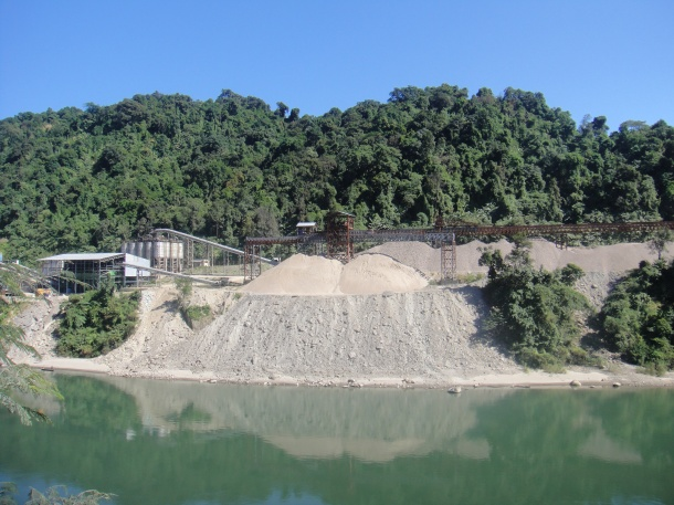 subansiri lower hydroelectric project