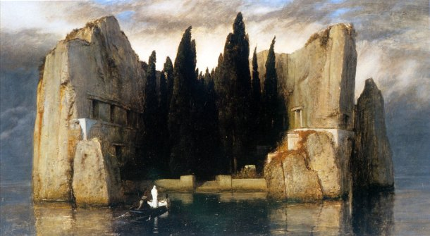 Arnold Bocklin Island of the Dead