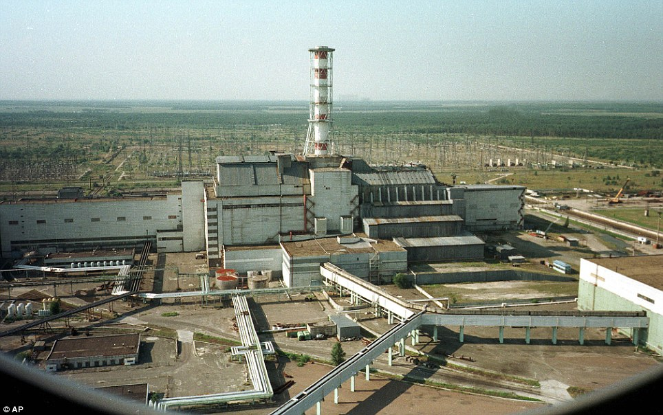 Chernobyl nuclear disaster: 25th anniversary « Fire Earth |Chernobyl Reactor Meltdown