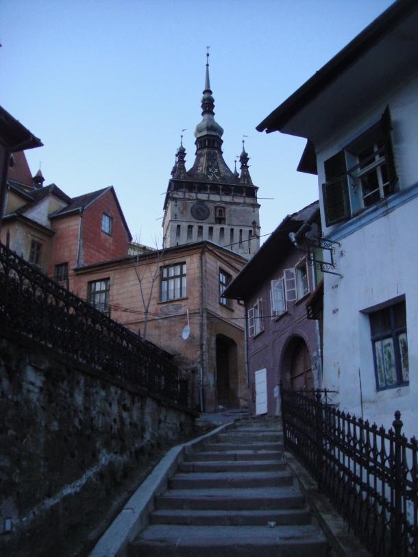 dracula tour transylvania