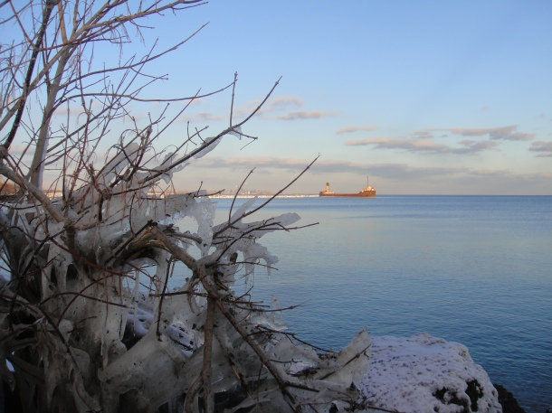 ice lake ontario