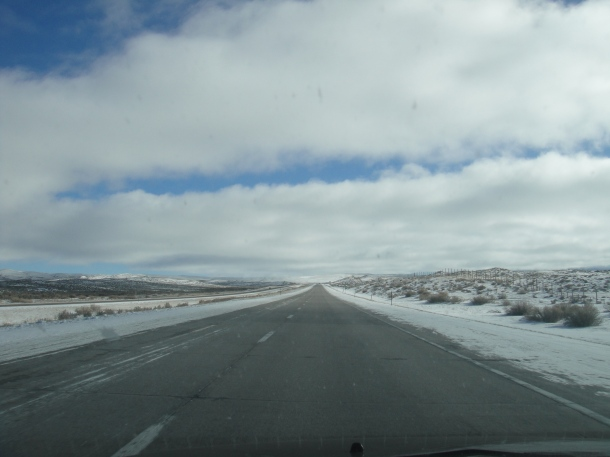 Interstate 80 Wyoming