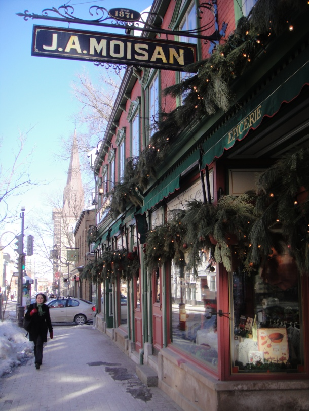 The Oldest Grocery Store In North America