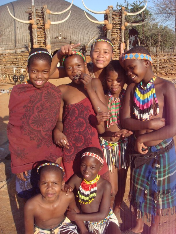 children-zululand