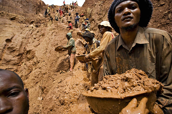 Congo Gold Miners