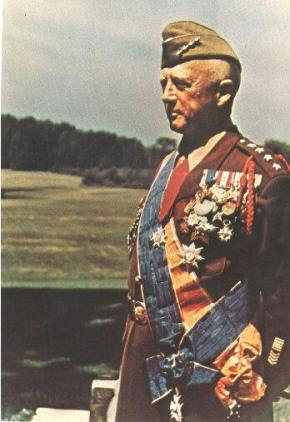 General George S. Patton Believed That In His Past Lives, HeWas…