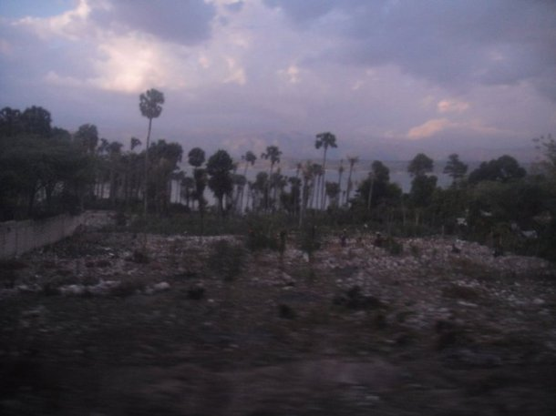 haiti countryside