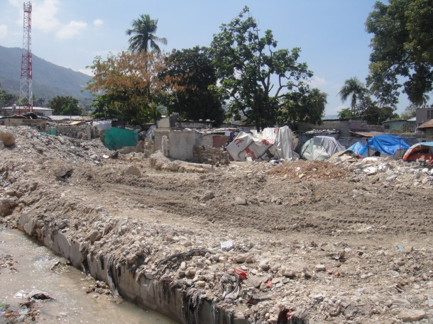 haiti refugee camp