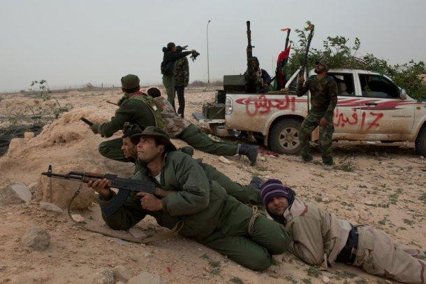 Libya rebels