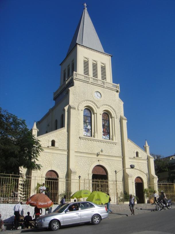 Place Saint-Pierre Petionville