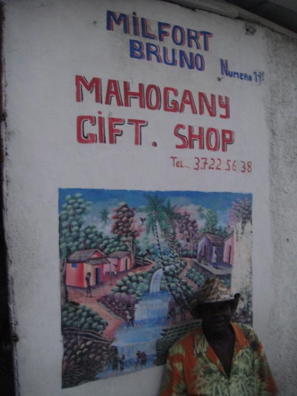 port-au-prince milfort bruno