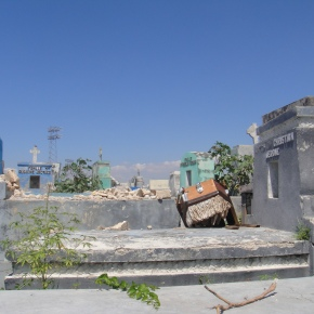 Visiting The Grand Cemetery Of Port-au-Prince
