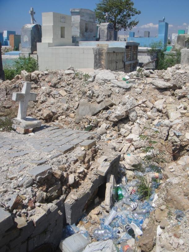 port-au-prince cemetery