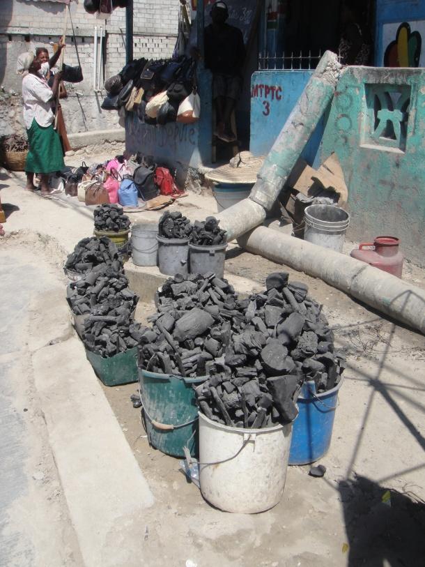 port-au-prince charcoal