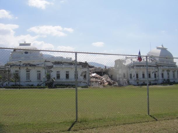 port-au-prince national palace