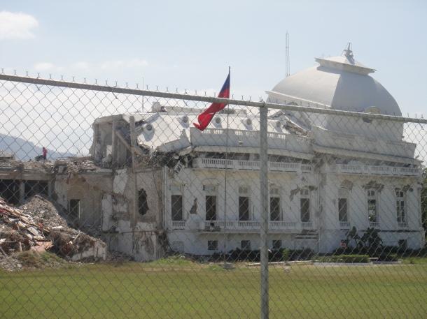 port-au-prince presidential palace