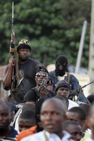 liberian mercenaries