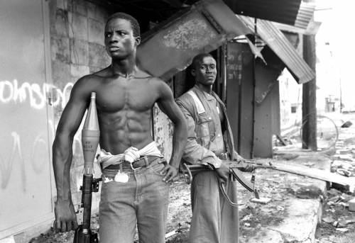 liberian mercenary