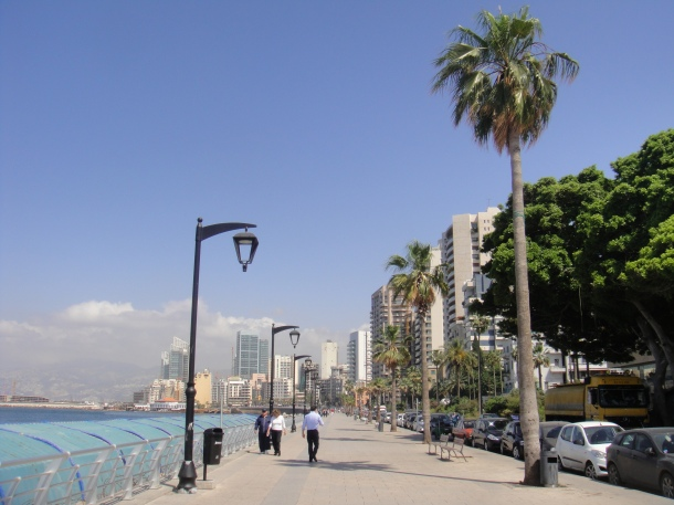 beirut waterfront