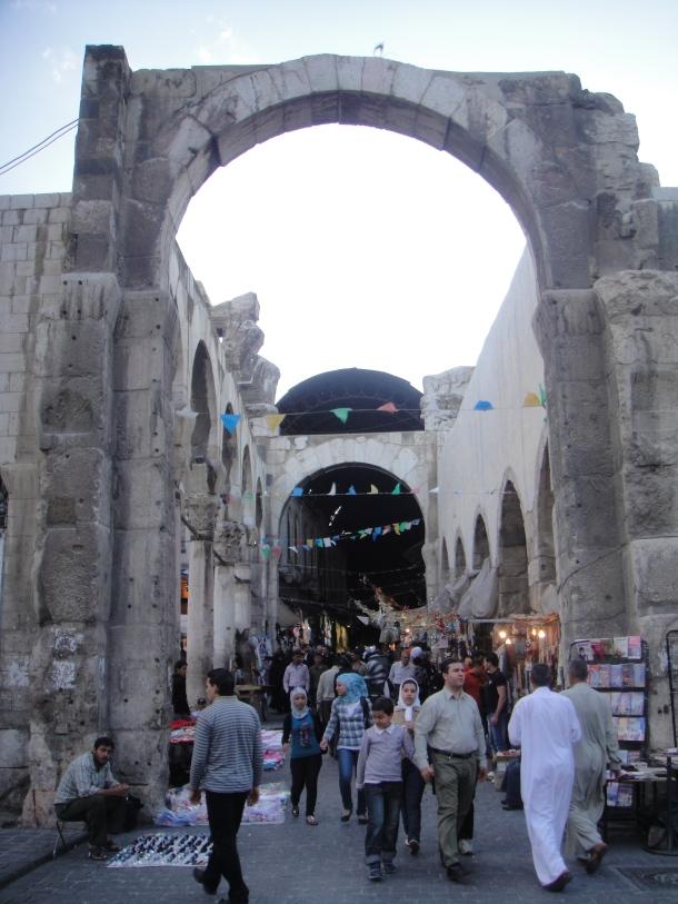 Visiting Damascus Syria The Velvet Rocket