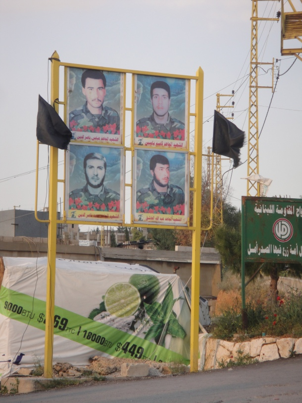 hezbollah martyrs