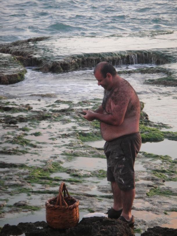 Jbeil hairy fisherman