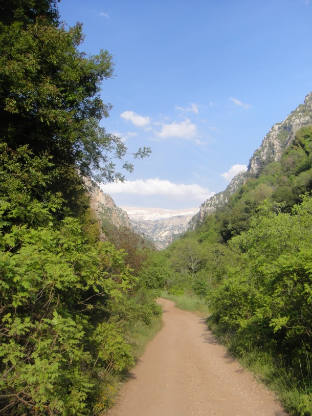 qadisha valley