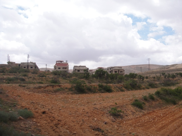 syrian countryside