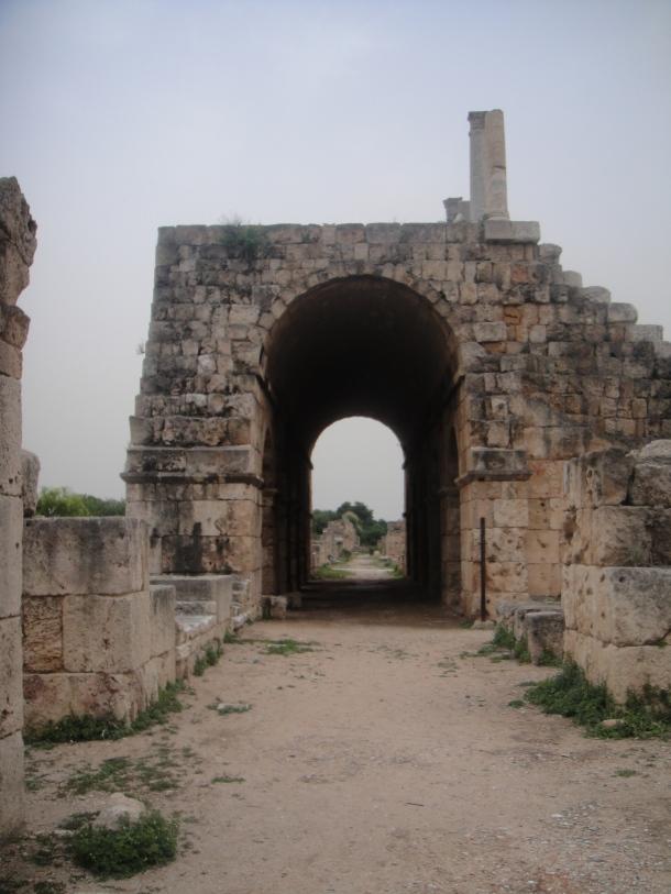 tyre roman hippodrome