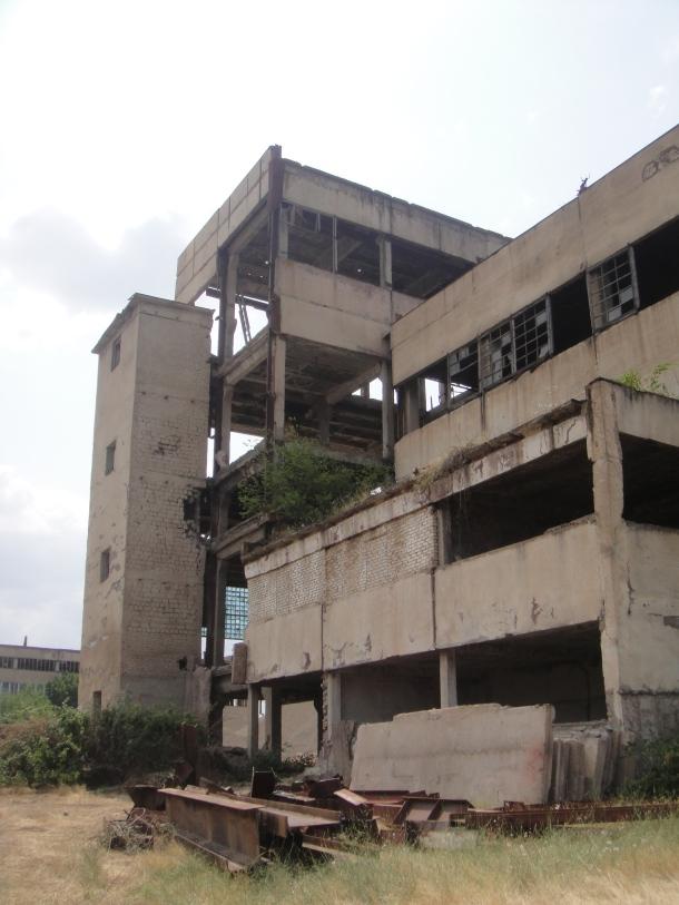 abandoned factory georgia