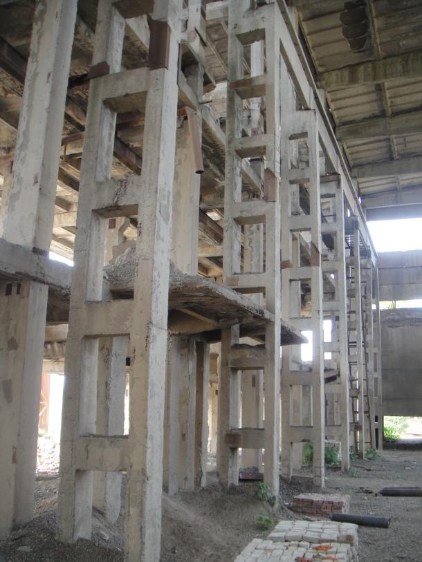 abandoned industrial site georgia