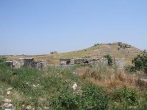 Visiting Aghdam (Agdam)