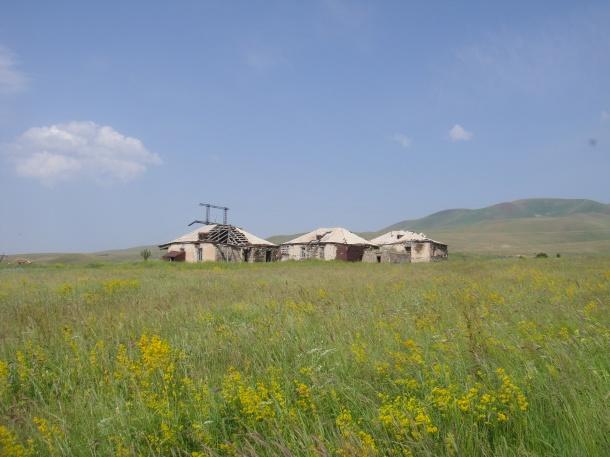 armenia abandoned