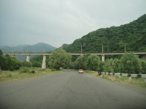 armenia bridge