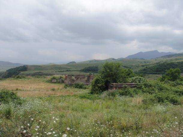 former azerbaijan territory
