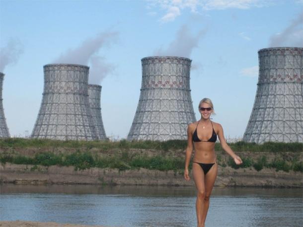 girl nuclear reactors