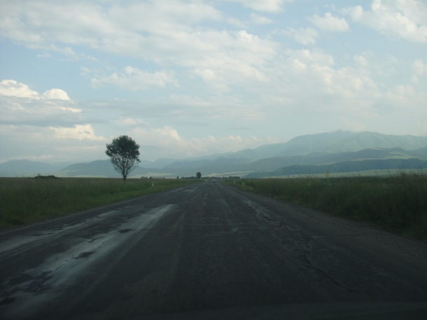 M-3 highway armenia