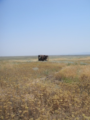 Photo Of The Day: A Casualty Of The Nagorno-Karabakh War
