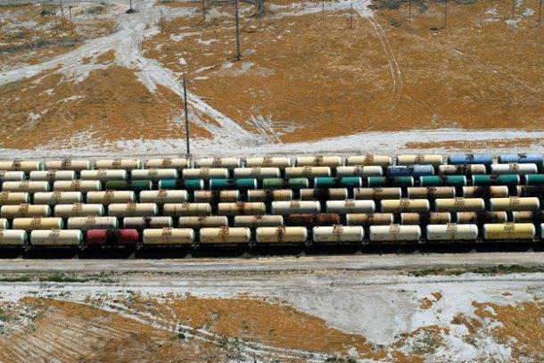 tanker cars