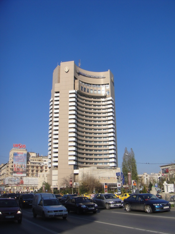 intercontinental hotel bucharest