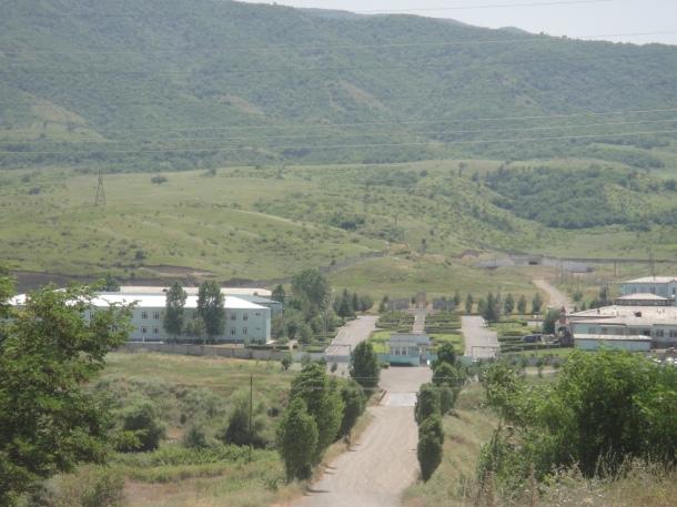 nagorno-karabakh army base