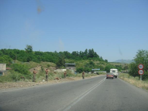 nagorno-karabakh army