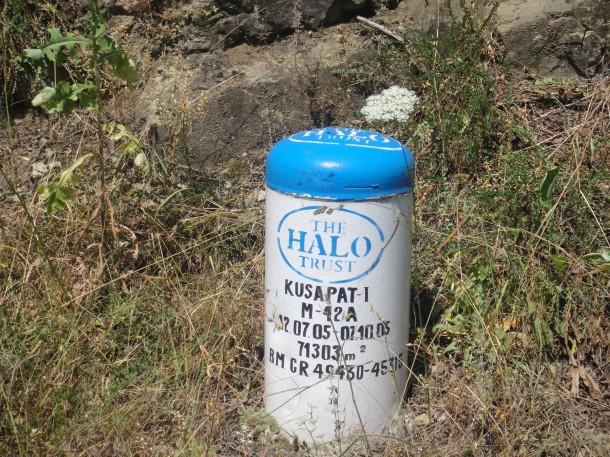 nagorno-karabakh halo trust