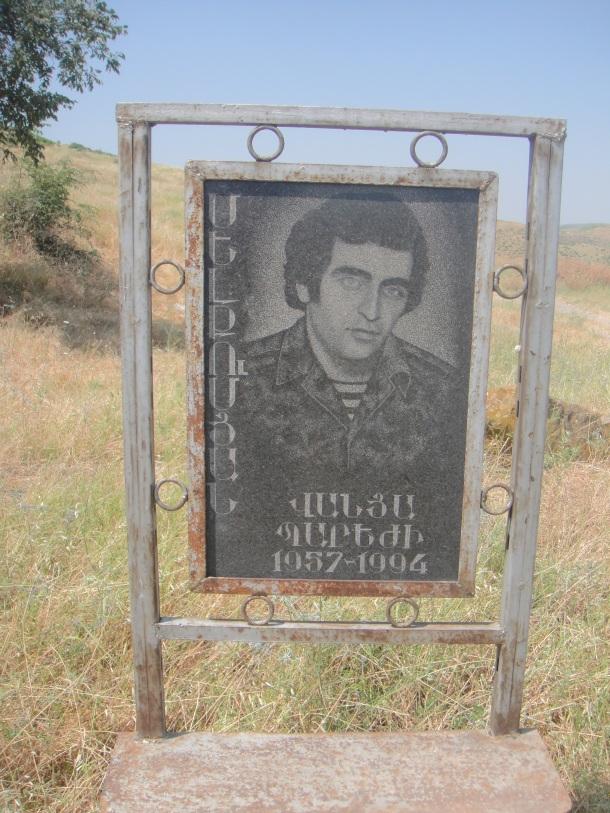 nagorno-karabakh memorial