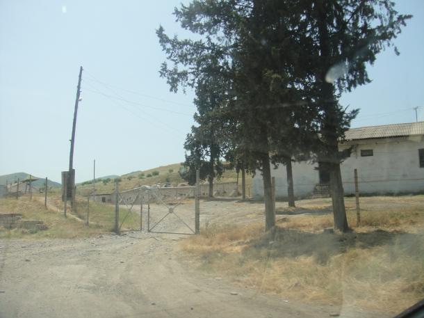 nagorno-karabakh military base