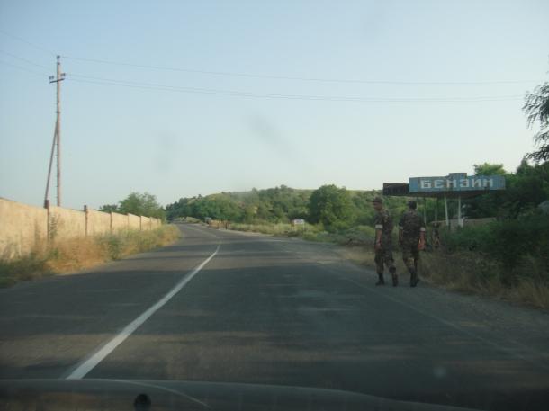 nagorno-karabakh soldiers